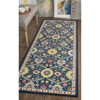 Alise Expo Transitional Style Area Rug (2'7 x 7'3)
