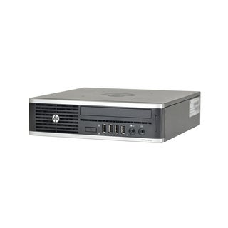HP Compaq 8200-USFF Pentium G870 3.1GHz CPU 4GB RAM 250GB HDD Windows 10 Pro Computer (Refurbished)