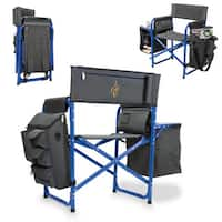 Picnic Time Cleveland Cavaliers Grey/Blue Fusion Chair