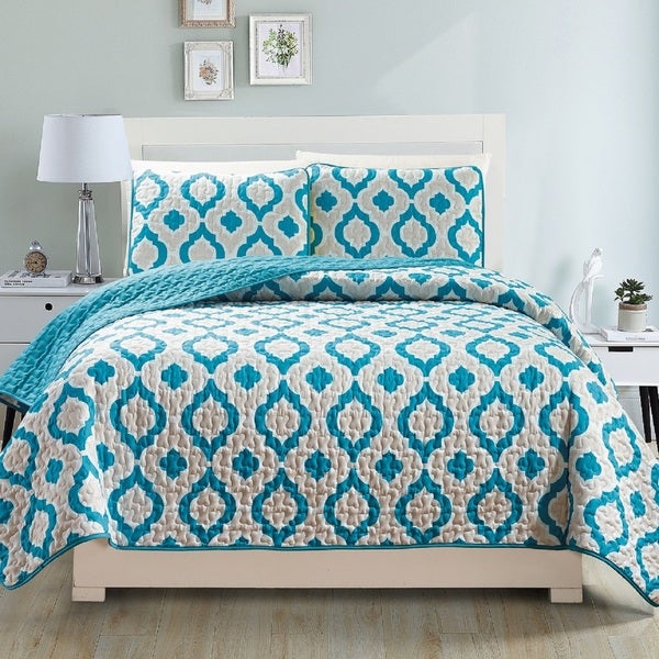 EverRouge Gabana 3-piece Quilt Set