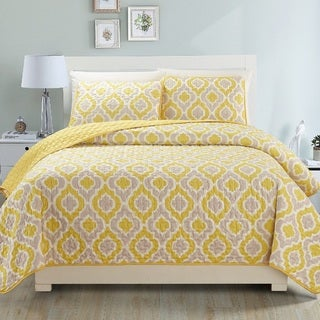 EverRouge Gabana 3-piece Quilt Set