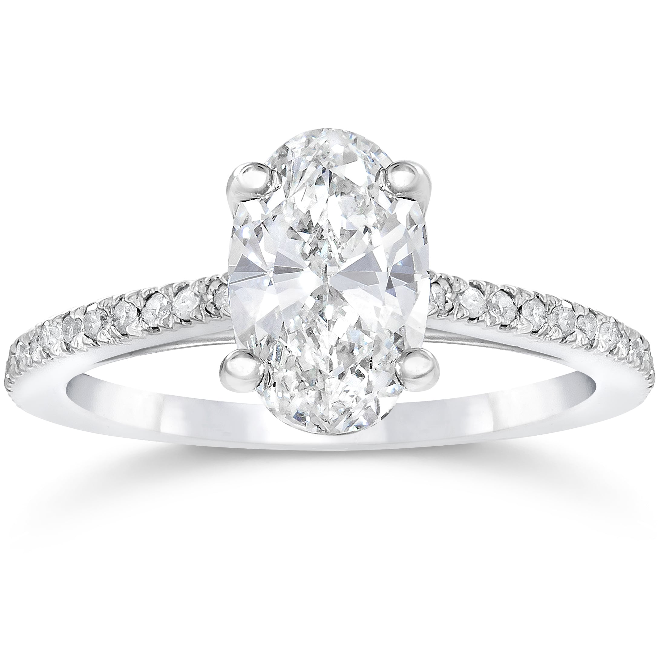 rings image solitaire womens diamond platinum ring engagement oval from