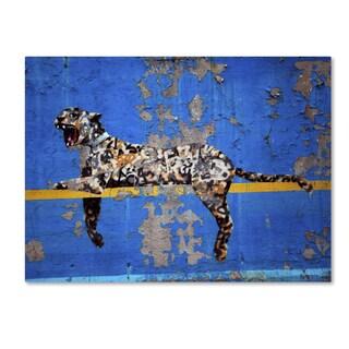 Banksy 'Bronx Zoo' Canvas Wall Art