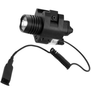 Barska 5-milliwatt Green Laser Sight/Flashlight Combo With 2nd Generation Mount