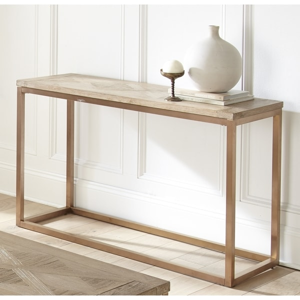 Greyson Living Gallo Sofa Table