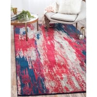 Unique Loom Lilly Barcelona Area Rug - 3' 3 x 5' 3