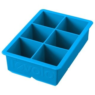 Tovolo King Cube Blue Ice Tray