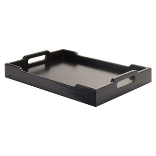 Winsome Kira Espresso Wooden Folding Bed Tray