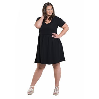 Sealed with a Kiss Women's Plus Size Brinn Dress