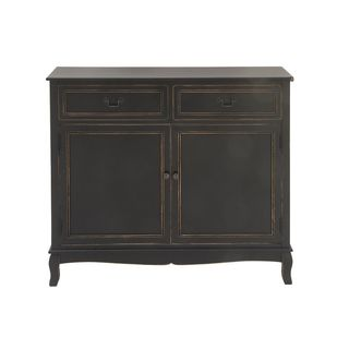 Black Sideboard Chest
