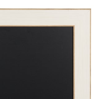 Black Framed Magnetic Chalkboard (2 options available)