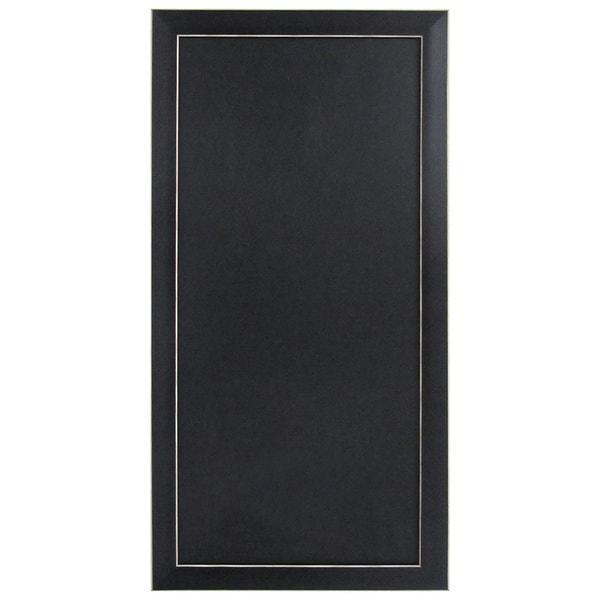 Black Framed Magnetic Chalkboard Free Shipping On Orders