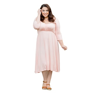 Sealed with a Kiss Women's Plus Size Juliet Dress