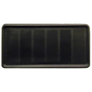 Celebration Rubber Boot Tray (Set of 2)