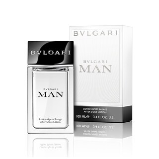 Bvlgari Man Men's 3.4-ounce Aftershave Lotion
