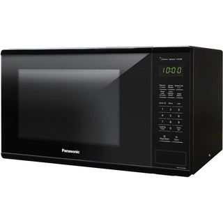 Panasonic Countertop Microwave Oven, Black