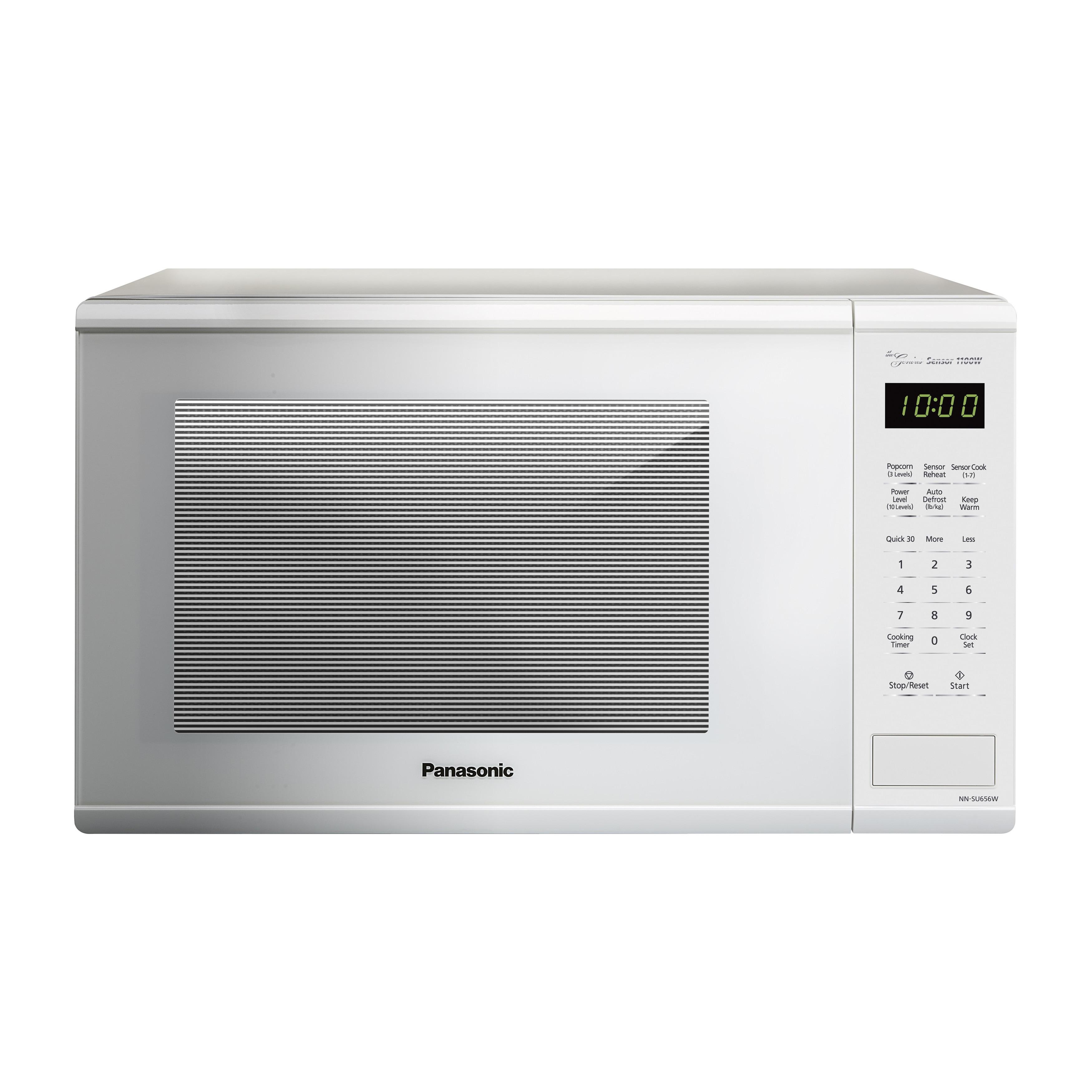 ft panasonic nn sn736w 1 6 cu microwave