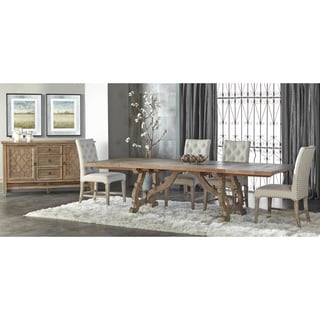 Manor Lawrence Wood Extension Dining Table