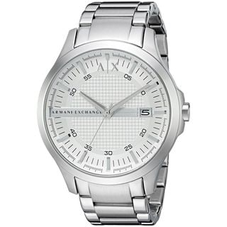 Armani Exchange Men's AX2177 'Hampton' Stainless Steel Watch