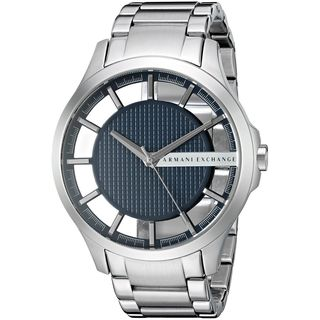 Armani Exchange Men's AX2178 'Smart' Stainless Steel Watch