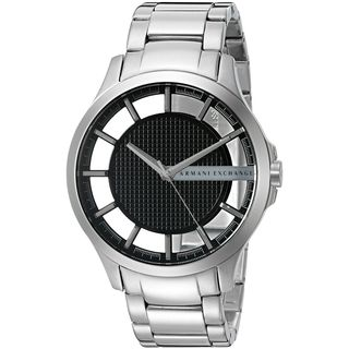 Armani Exchange Men's AX2179 'Smart' Stainless Steel Watch