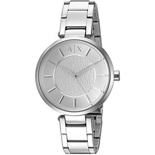 Armani Exchange Women's AX5315 'Street' Stainless Steel Watch