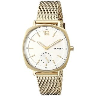 Skagen Women's SKW2426 'Rungsted' Gold-tone Stainless Steel Watch