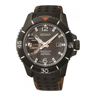 Seiko Men's SRG021P1 Sportura Black Watch