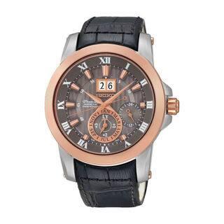 Seiko Men's SNP114P2 Sportura Black Watch https://ak1.ostkcdn.com/images/products/11964800/P18849605.jpg?impolicy=medium
