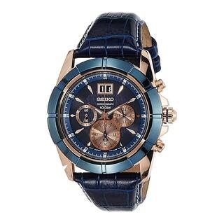 Seiko Men's SPC158P1 Lord Blue Watch