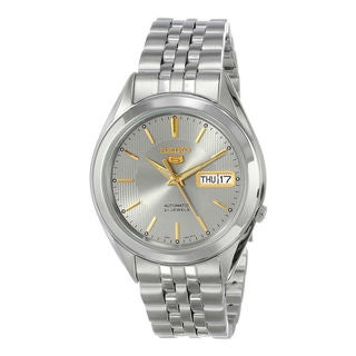 Seiko Men's SNKL19J1 5 Grey Watch