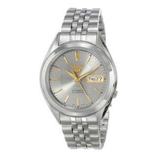 Seiko Men's SNKL19J1 5 Grey Watch