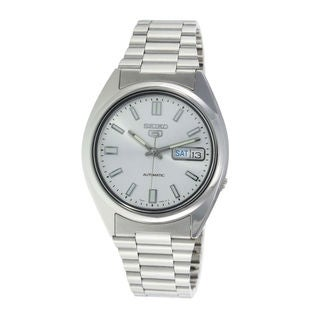 Seiko Men's SNXS73J1 '5' Automatic Stainless Steel Watch