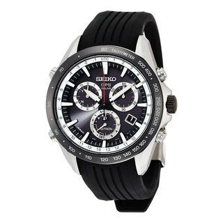 Seiko Men's SSE015J1 Astron Black Watch