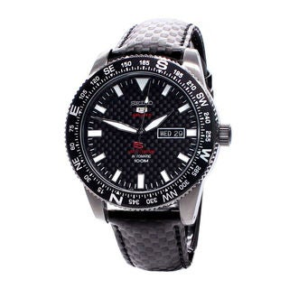 Seiko Men's SRP719K1 5 Sports Black Watch