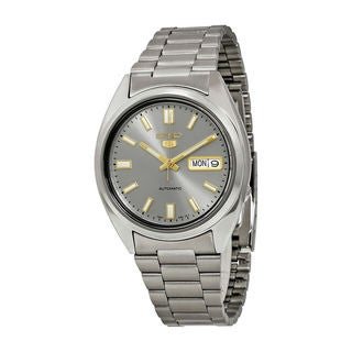 Seiko Men's SNXS75J1 5 Grey Watch