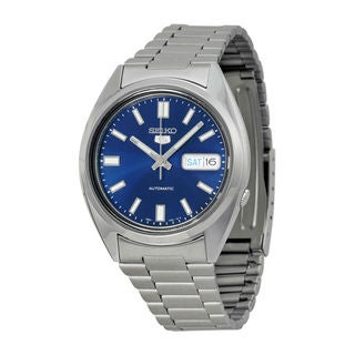 Seiko Men's SNXS77J1 5 Blue Watch