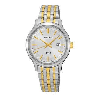 Seiko Women's SUR793P1 Neo Classic Silver Watch