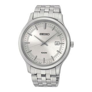 Seiko Men's SUR141P1 Neo Classic White Watch