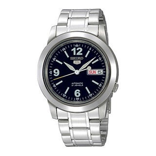 Seiko Men's SNKE61J1 '5' Automatic Stainless Steel Watch