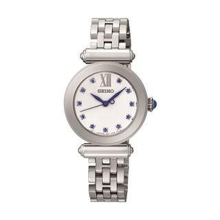 Seiko Women's SRZ399P1 Classic White Watch