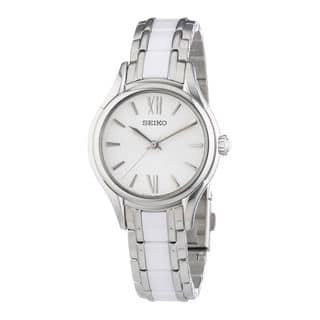 Seiko Women's SRZ395P1 Conceptual Silver Watch|https://ak1.ostkcdn.com/images/products/11964956/P18849738.jpg?impolicy=medium