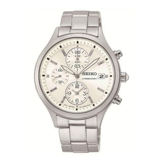 Seiko Women's SNDX11P1 Dress Silver Watch