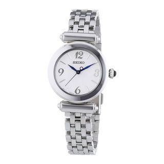 Seiko Women's SRZ403P1 Dress White Watch