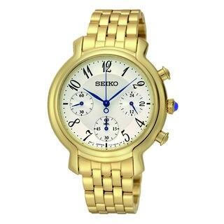 Seiko Women's SRW874P1 Conceptual Silver Watch
