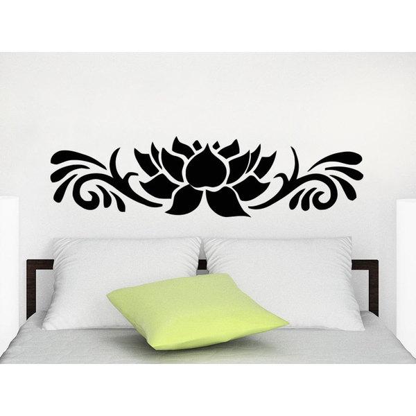 Shop Decals Lotus Flower Yoga Buddha Wall Art Sticker Decal Free