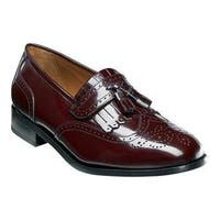Men's Florsheim Brinson Burgundy Leather