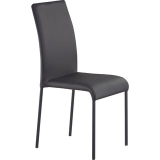 Global Furniture Black Powder Coating Polyurethane Dining Chair