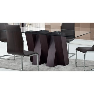 Global Furniture Wenge Dining Table