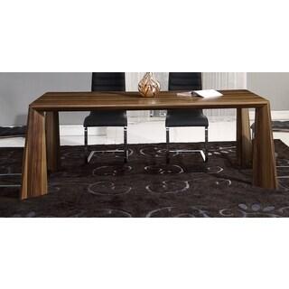 Global Furniture Walnut Dining Table